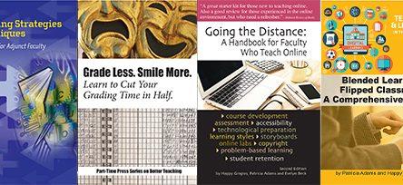 Teaching Professor Essentials Four-Book Set